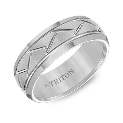 Triton Ring Krieger Jewelers