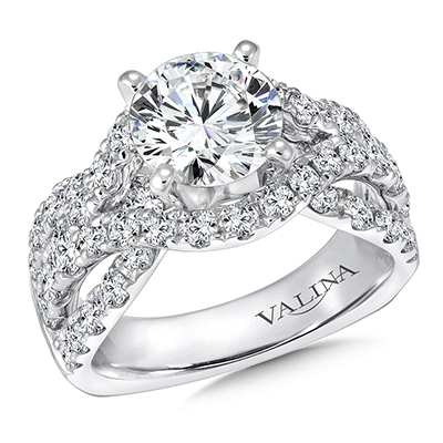 A Valina engagement ring