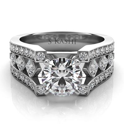 S. Kashi Ring